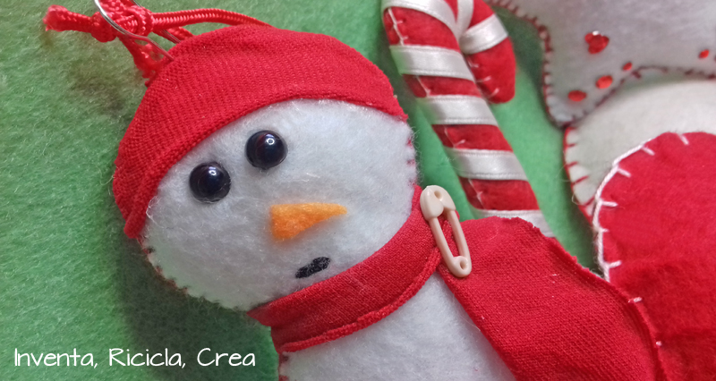 Crochet Snowman – Free Pattern Pdf » Craft For The World | 426x800